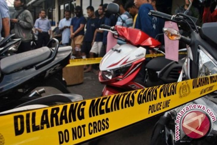 Oknum Anggota Polda Ditahan Karena Curi Motor
