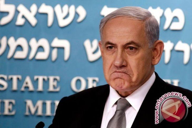 Polisi Israel sarankan Benjamin Netanyahu dituntut dalam kasus suap