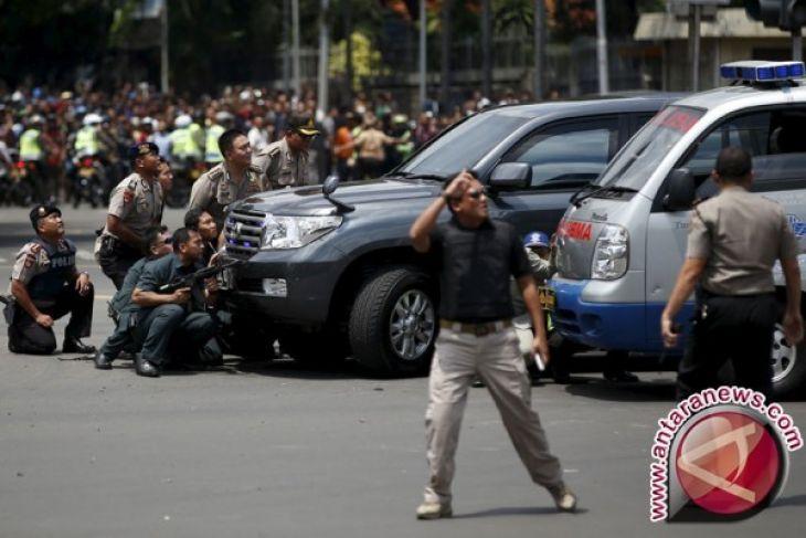 Bangka Tengah perkuat sinergisitas tiga pilar antisipasi teror