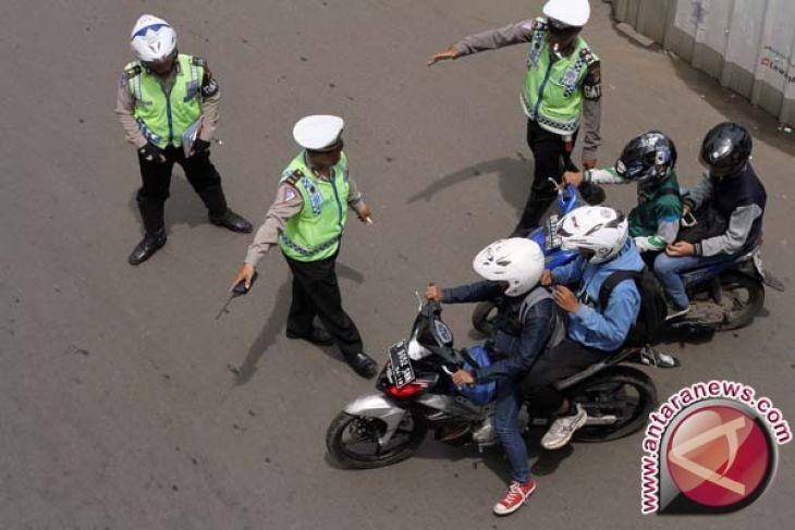 Operasi Zebra Polresta Pekanbaru Tilang 2.605 Pelanggar