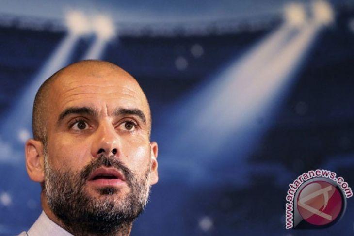 Pep Guardiola: De Bruyne-Sterling dapat dimainkan saat City lawan Arsenal