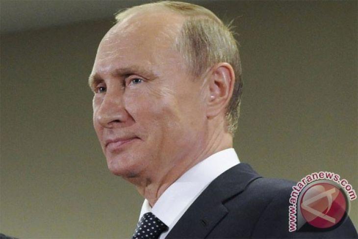 Presiden Rusia berterima kasih pada FIFA karena pisahkan politik dari olahraga