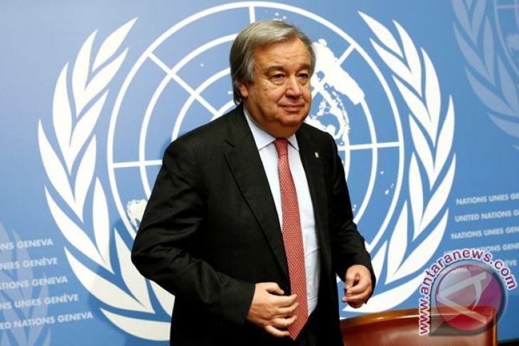 Sekjen PBB cela kegagalan laksanakan resolusi PBB mengenai Suriah