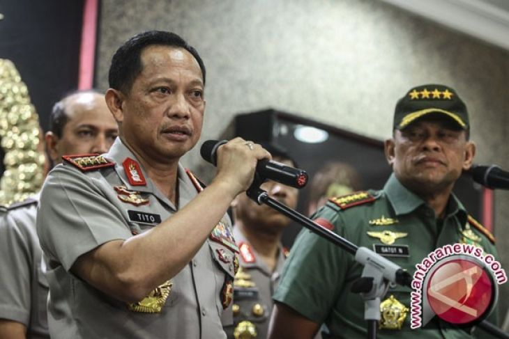 Kapolda Papua Minta Prajurit TNI-Polri Timika Solid