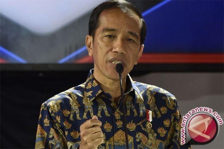 President Jokowi promises to not disregard local regions