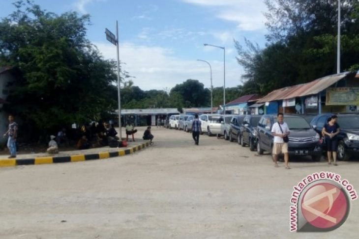 Pelabuhan Tanjungkalian Muntok seberangkan 18.043 pemudik