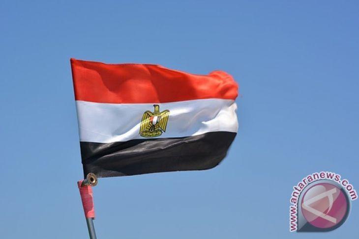 Militer Mesir Hancurkan 10 Kendaraan Berisi Senjata