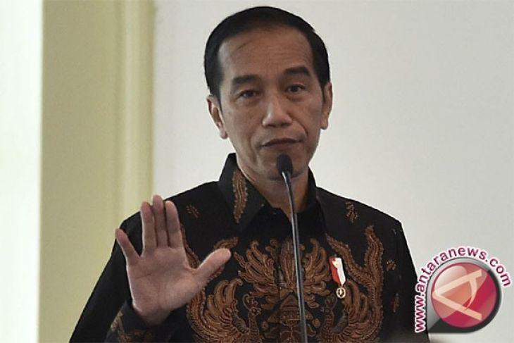Jokowi Serahkan Pada UU Tentang Pemeriksaan Hukum Setya Novanto