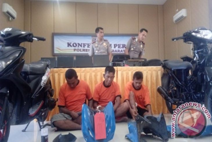 Kapolres Bangka Barat Imbau Warga Waspadai Pencurian Sepeda Motor