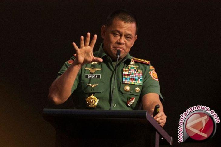 Panglima TNI : Tidak Boleh Ada Separatis Bersenjata