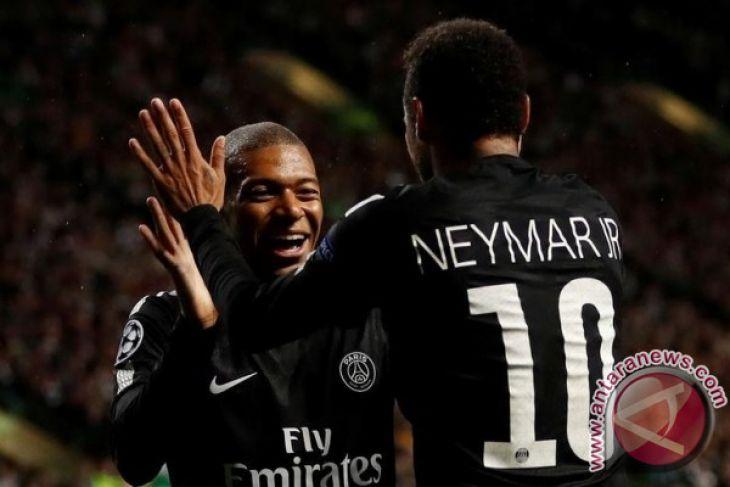 Hasil dan klasemen Liga Prancis, catatan sapu bersih terhenti PSG tetap di puncak