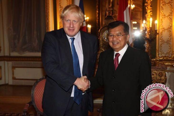 Menlu Inggris Boris Johnson mengundurkan diri