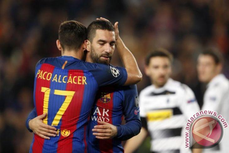 Barcelona ditahan imbang tanpa gol oleh Getafe