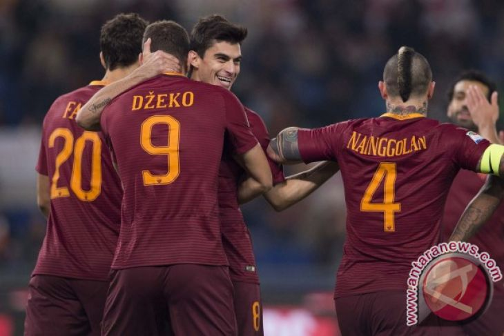 AS Roma teken kontrak sponsor dengan Qatar Airways