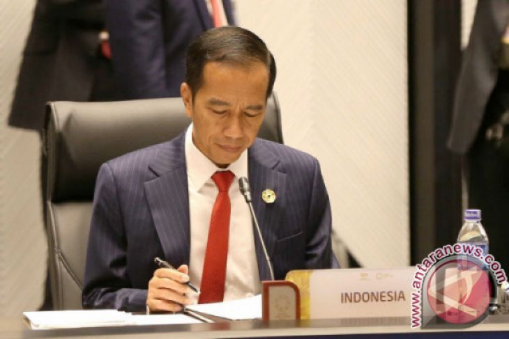 Presiden Joko Widodo departs for Afganistan