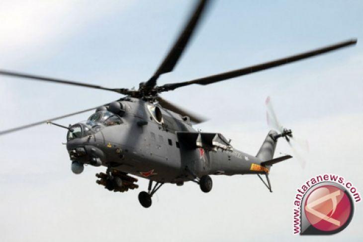 Helikopter Militer Irak Jatuh, Tiiga Awak Tewas