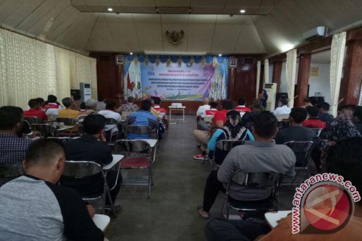 KONI Bangka Barat Tingkatkan Kualitas Pelatih