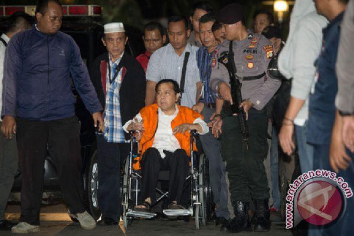 Setnov Tak Menyangka Dibawa Langsung ke Rutan