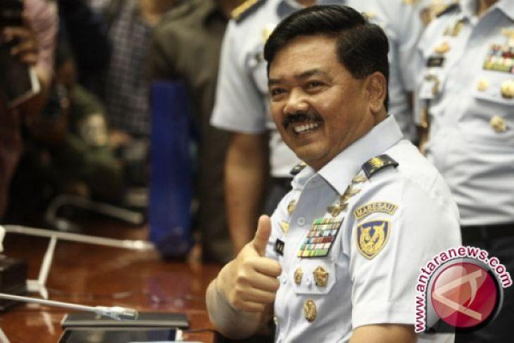 Marsekal Hadi: TNI Harus Bertransformasi Jadi Organisasi Profesional