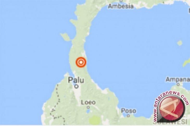 Banggai Kepulauan Diguncang Gempa 5,5 SR