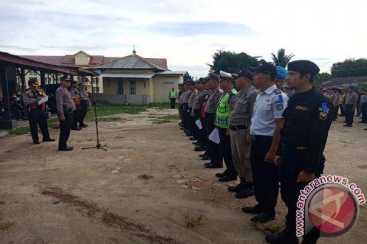 150 polisi Bangka Barat amankan tahun baru