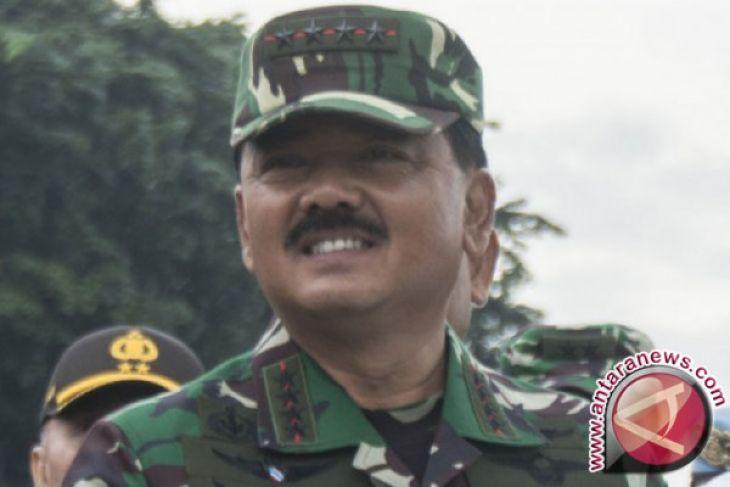 Panglima TNI berupaya mengambil alih FIR dari Singapura