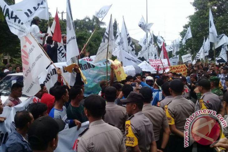 Demonstrasi Hutan Tanaman Industri