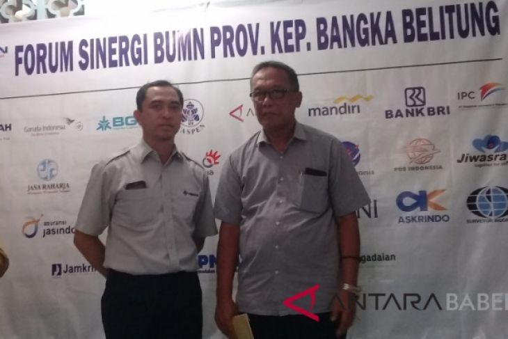 Yayasan YPAC Pangkalpinang apresiasi PT Timah