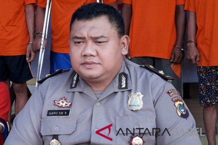Mapolres Bangka Tengah dijaga ketat antisipasi bom