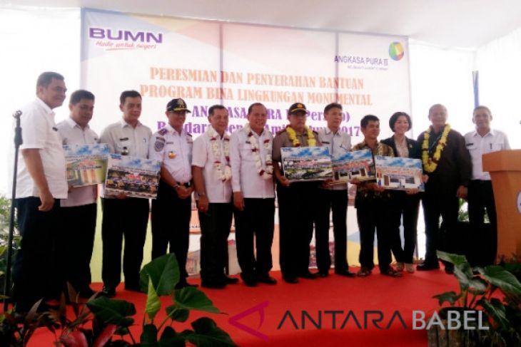 PT AP II kucurkan CSR Rp2,4 miliar