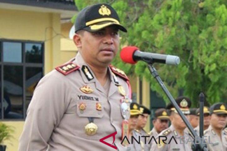 Polres Belitung ringkus pelaku penyalahgunaan narkoba