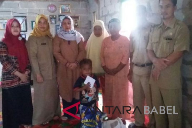 PKK Bangka Tengah peduli gizi anak Kurau