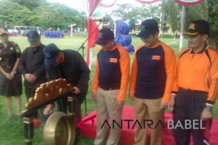 444 pelajar Bangka Barat ikuti Popda IX