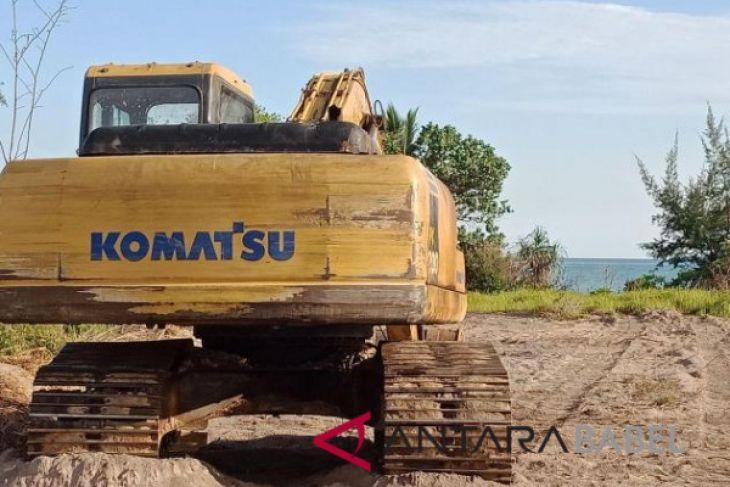 Warga Toboali tolak tambang pasir Laut Kubu