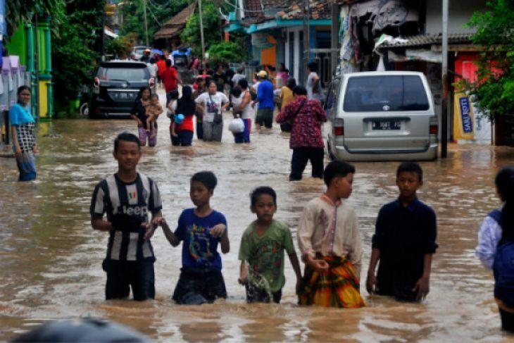 Banjir Akibat Penggundulan Hutan