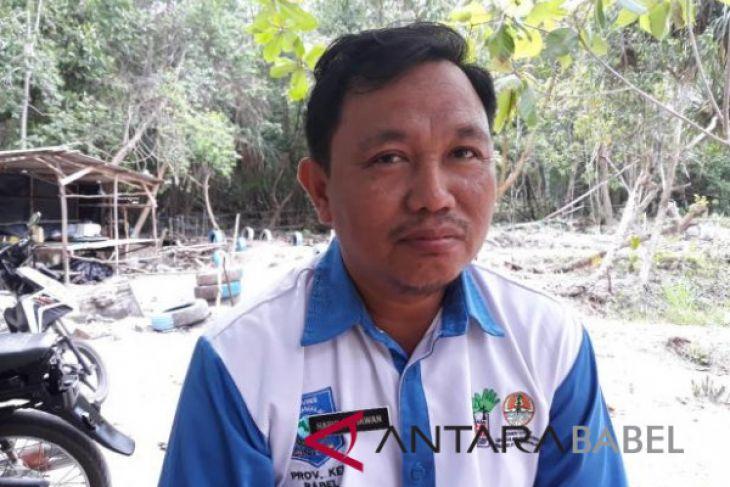 Pemkab Bangka Selatan bina Pokdarwis Pantai Tanjung Kelisut