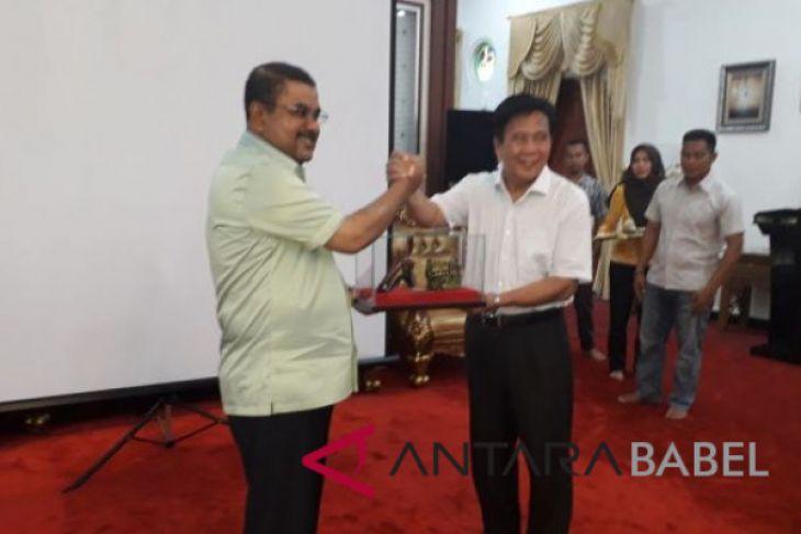 Pemkab Bangka Tengah pelajari konsep FTZ di Kabupaten Karimun