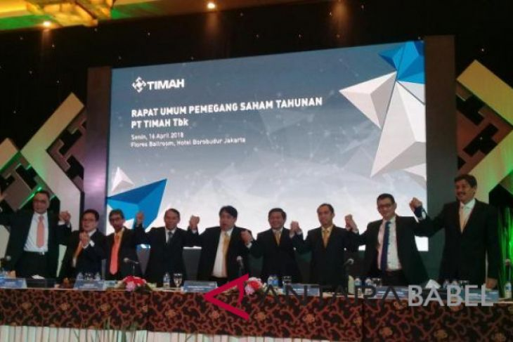 PT Timah improve its existence in world's market