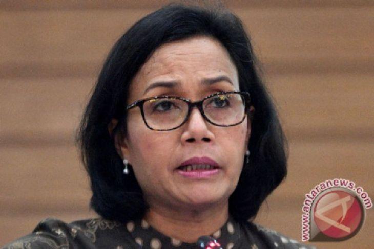 Sri Mulyani: belanja sosial naik signifikan triwulan pertama 2018