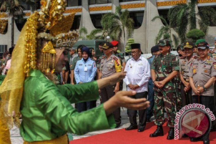 Panglima TNI: Bersama Polri ciptakan pilkada damai