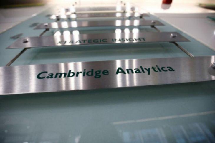 AS selidiki Cambridge Analytica
