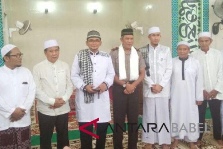 Subki Al Bughury ceramah di Bangka Tengah