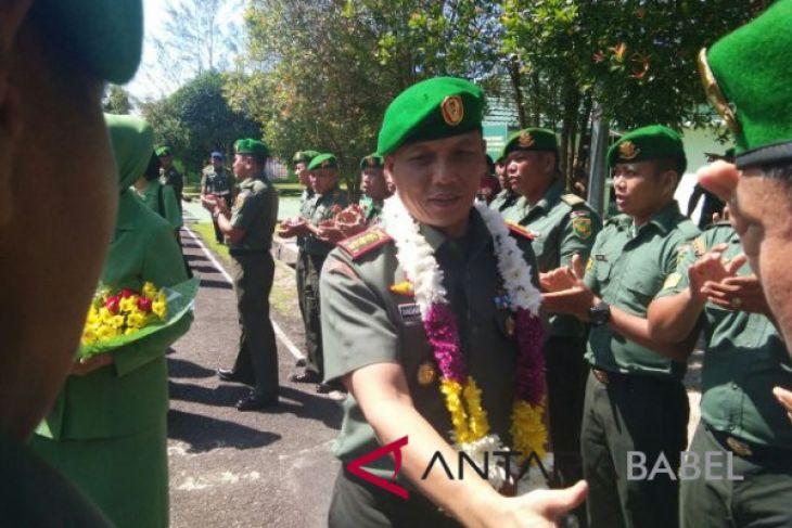Kolonel Dadang Arif resmi jabat Danrem 045/Garuda Jaya