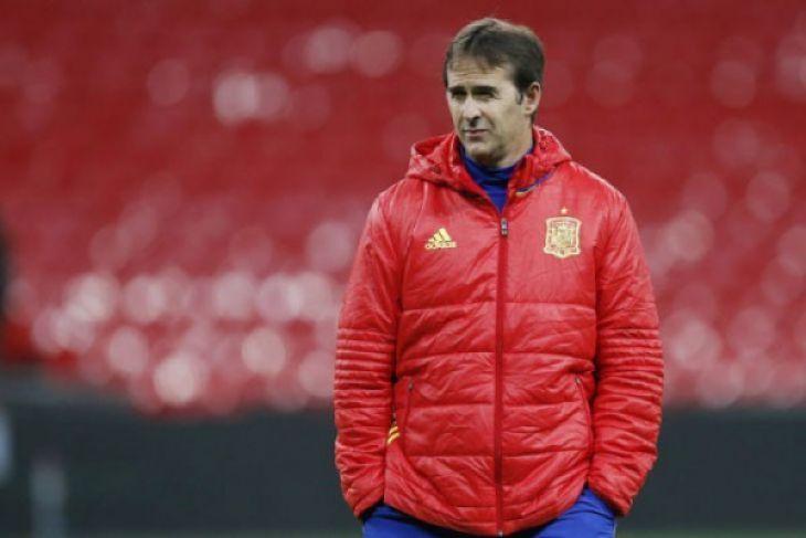Spanyol resmi pecat Lopetegui dua hari jelang debut Piala Dunia