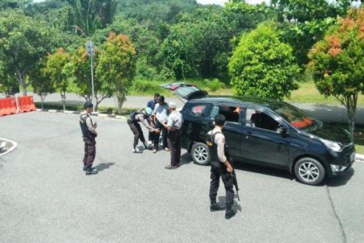 Polres Bangka Selatan perketat keamanan mako