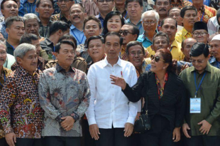 Pengamat: kedekatan Jokowi-Moeldoko tak bisa disepelekan