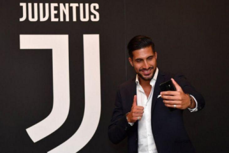Juventus rekrut Emre Can