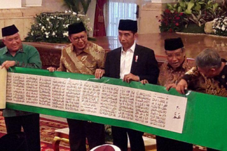 Presiden Jokowi : MTQ tunjukkan Al Quran panduan Islam