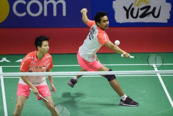 Yulia Susanto berjuang, Owi/Butet melaju mulus ke perempat final Singapura