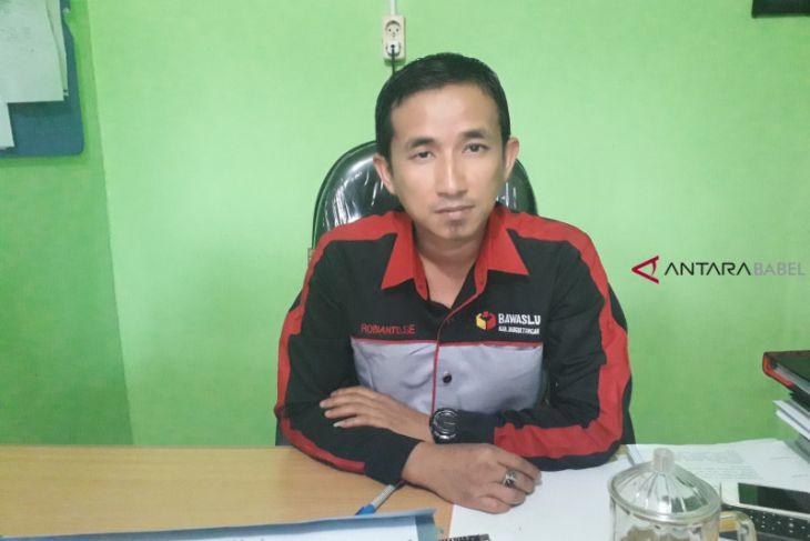 Bawaslu Bangka Tengah rekomendasikan 196 pemilih dicoret